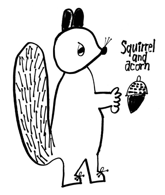 2014_squirrel&acorn